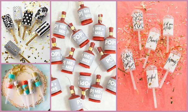 15 Wedding Favors that Cost Under $1-12
