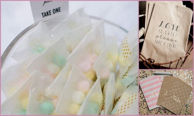 15 Wedding Favors that Cost Under $1-7