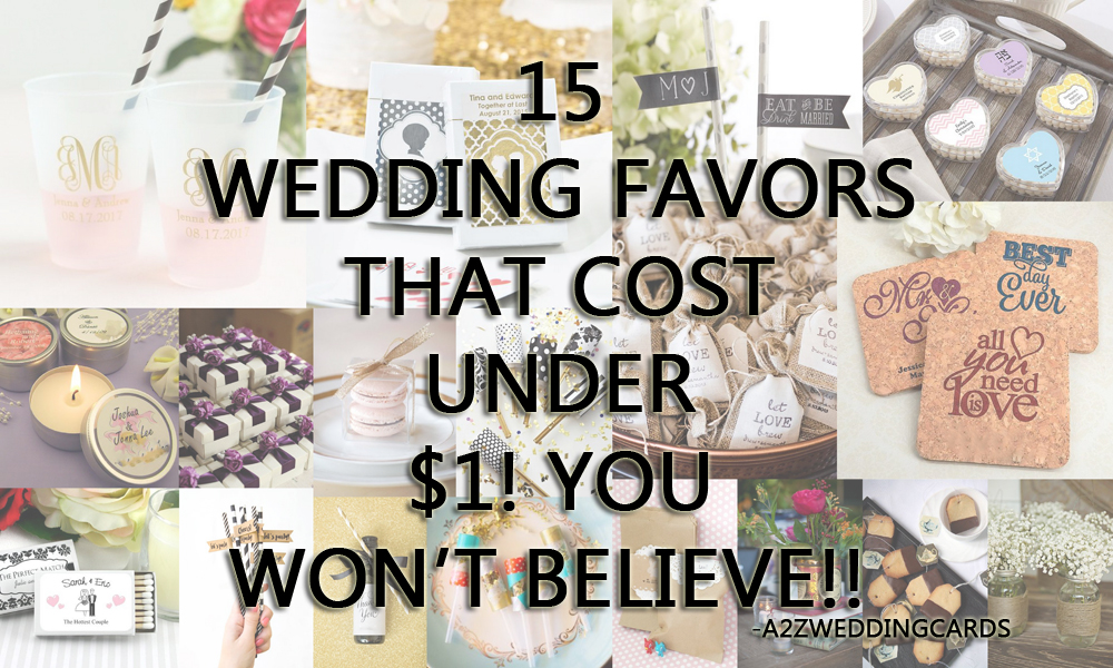Cheap Wedding Favors Indian