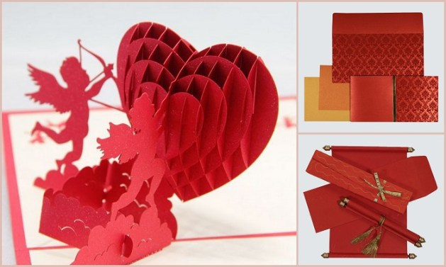 Valentines Day Theme Wedding Ideas 2 - A2zWeddingCards