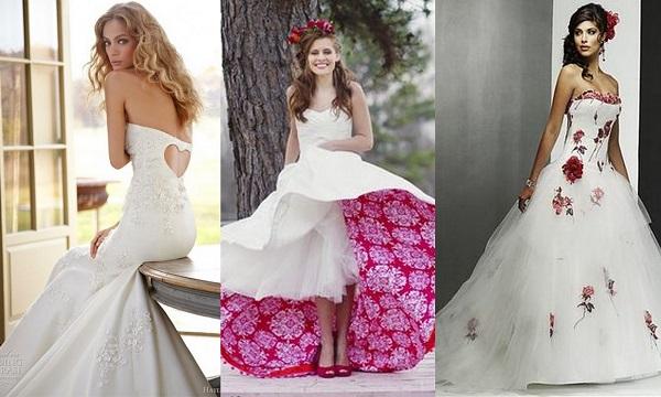 2. Valentine Wedding Attire - A2zWeddingCards