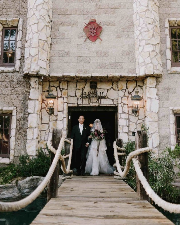 Harry-Potter-Themed-Castle-Wedding