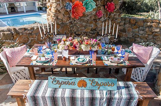 Spanish-Theme-Wedding-Table-Decor-A2zWeddingCards