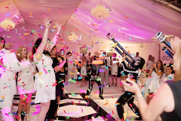 New entertainment ideas - Inside Weddings