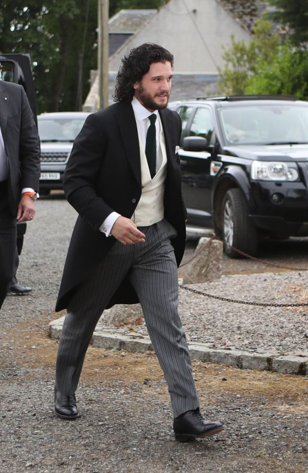 Kit Harington and Rose Leslie's Wedding 3