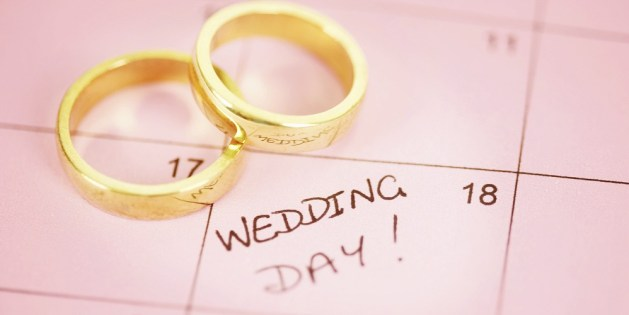 Plan everything for your wedding in less than a month