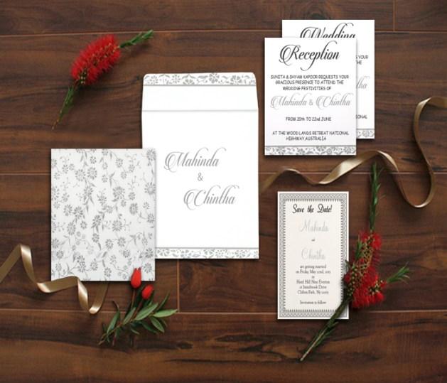 Premium Wedding Invitations
