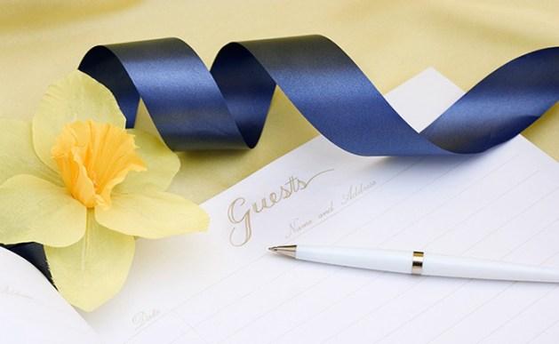 Wedding Guest CheckList