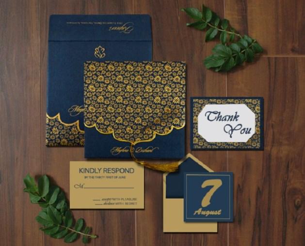 Wedding Cards - A2zWeddingCards