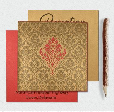 wedding cards unique wedding