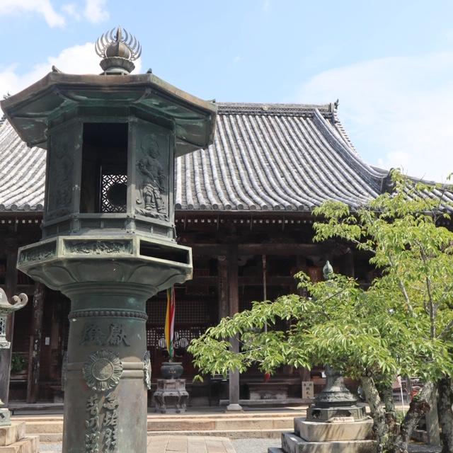 穴太寺 本堂