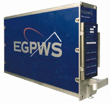 EGPWS Honeywell MK V and MK VII