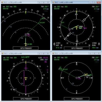 Navigation Display