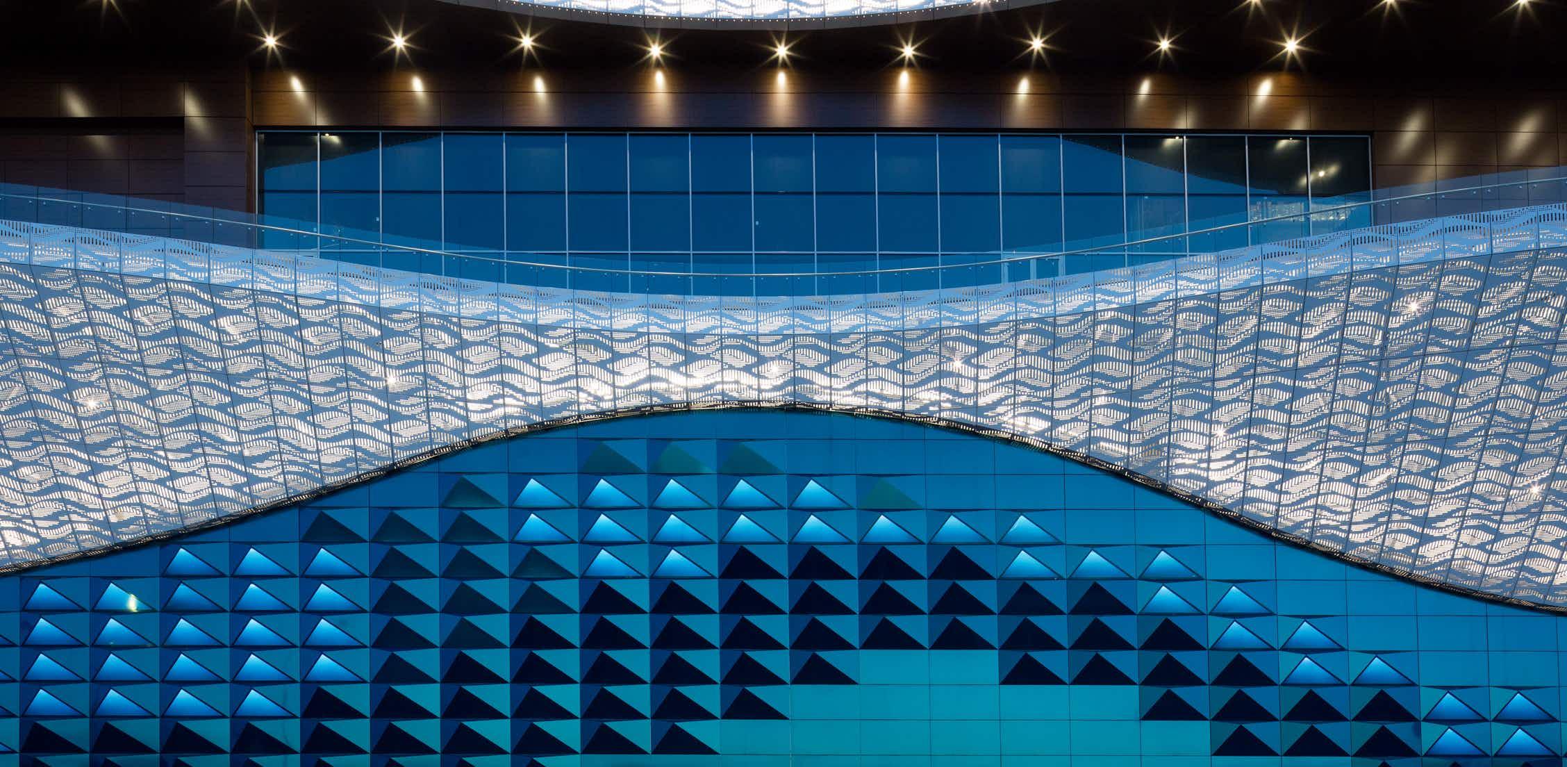 a32 arquitectura materiales triangulos