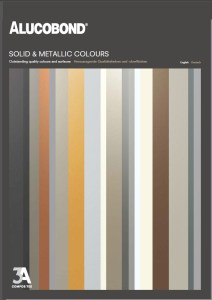 Alucobond Plus - Solid Metalics
