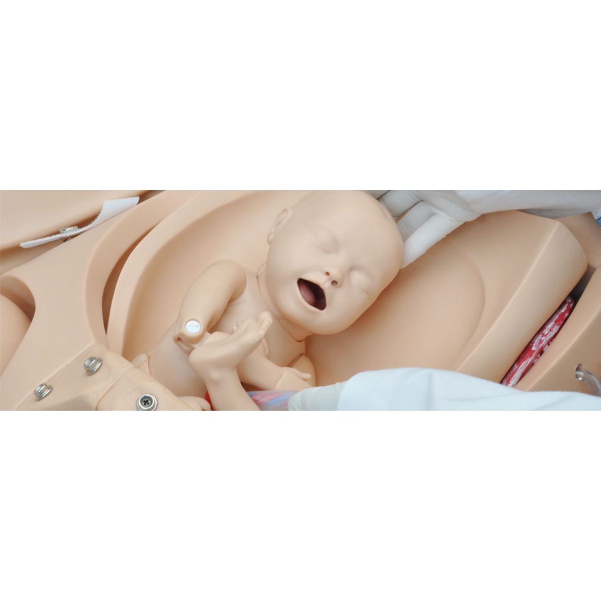 Noelle Birthing Simulator With Resuscitation Baby