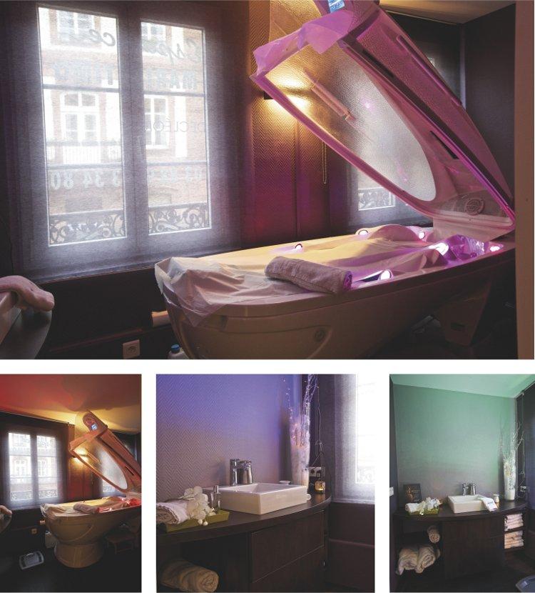 Agencement Dun Institut De Beaut Haguenau A3 Design