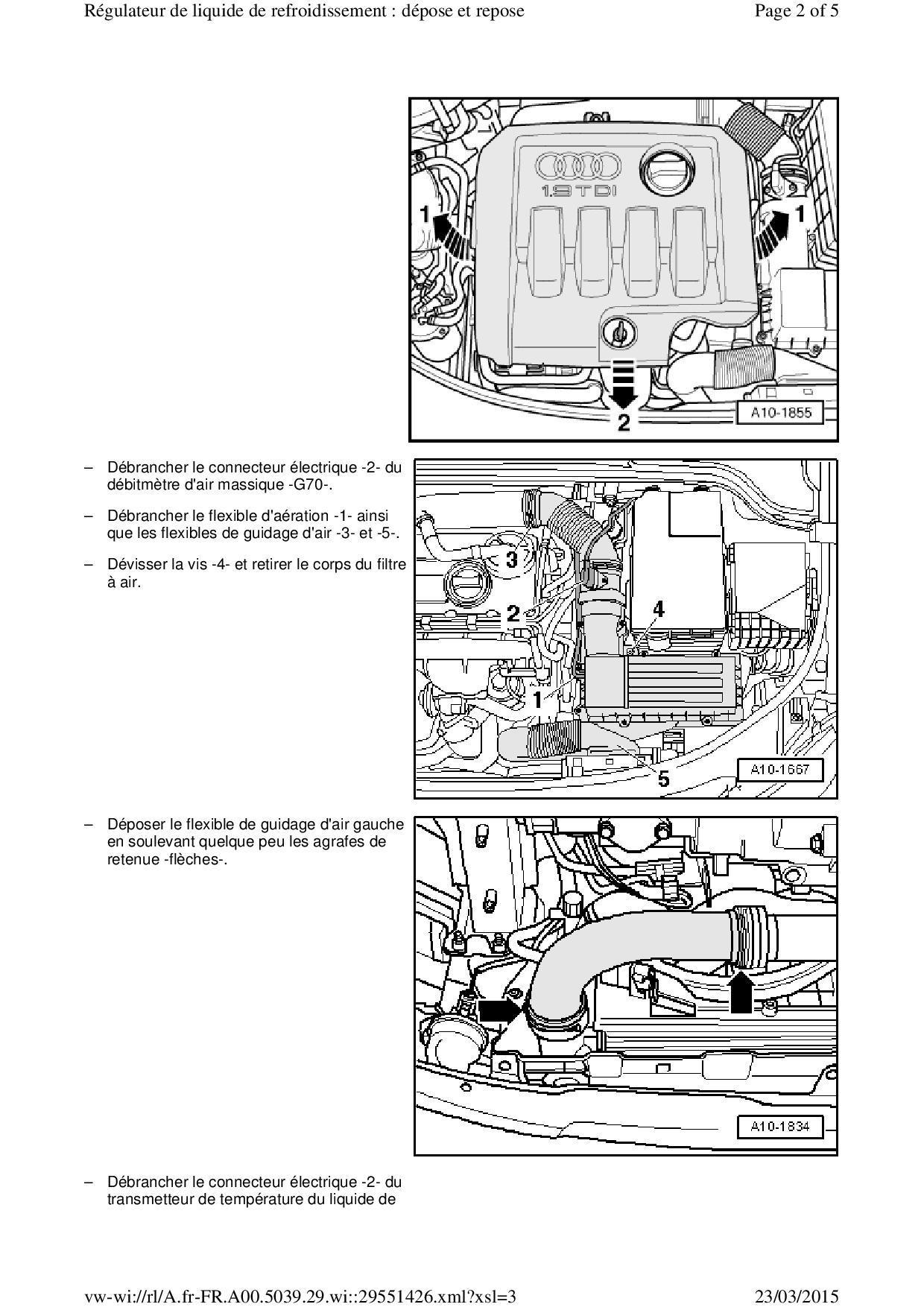 Localisation Calorstat Problemes Mecanique