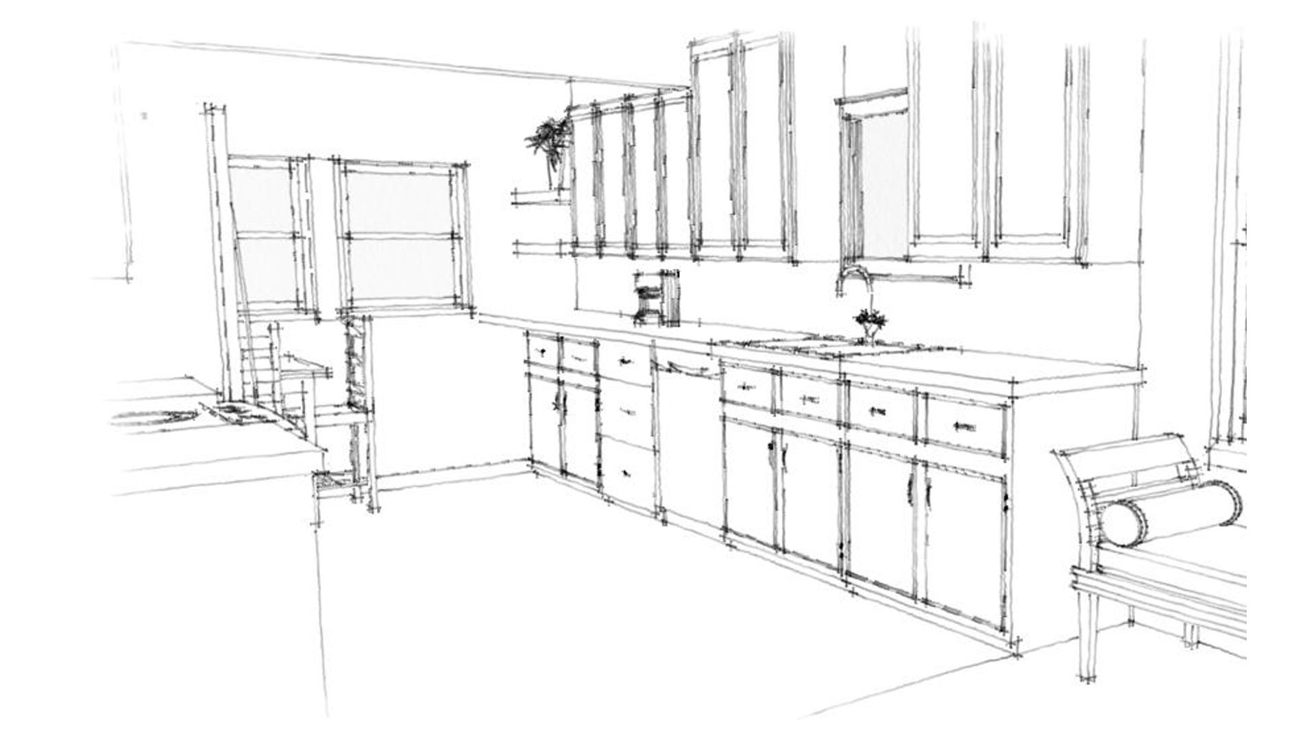 Kitchen Pencil