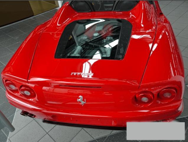 Ferrari 360 Modena Spider A3M Auto