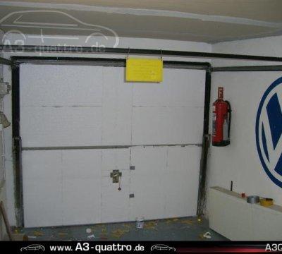 garagentor isolieren, bringt das was? - off topic, edv und pc