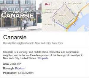 Canarsie is a wonderful place-don't let insects and rodents ruin your life-call A3 Superior Pest Control.