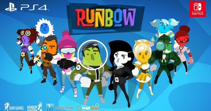 runbow announcement switch ps4