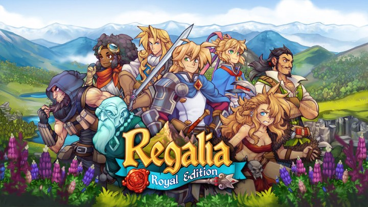 switch_Regalia Of Men and Monarchs - Roya lEdition