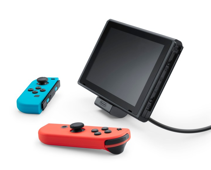 Adjustable Charging Stand for Nintendo Switch