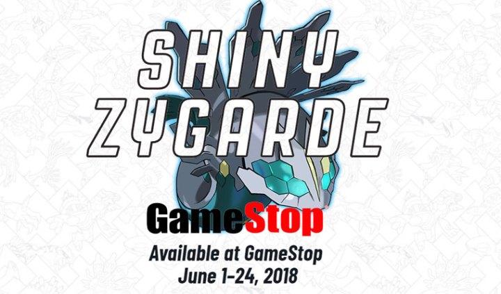 Shiny Zygarde in June!