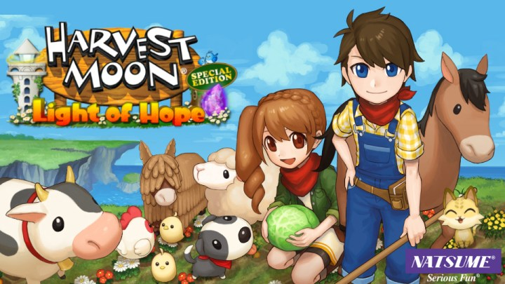 Harvest Moon®: Light of Hope Special Edition