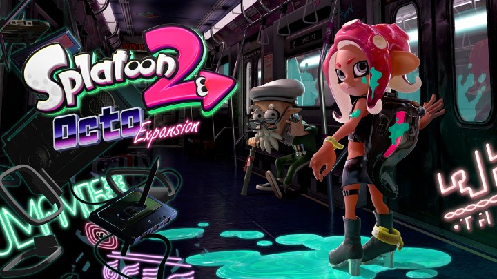 Splatoon 2 Octo Expansion DLC