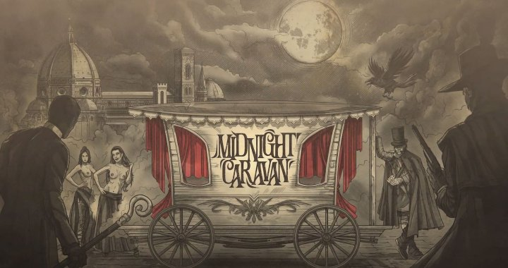 Midnight Caravan