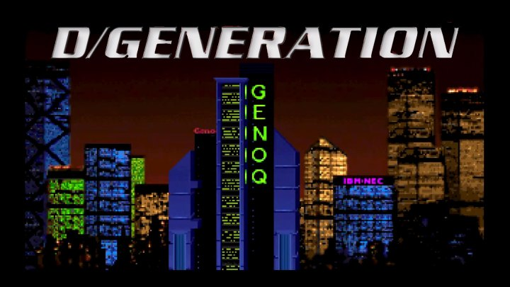 D/Generation : The Original
