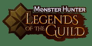 Monster Hunter: Legends of the Guild Pre-release logo