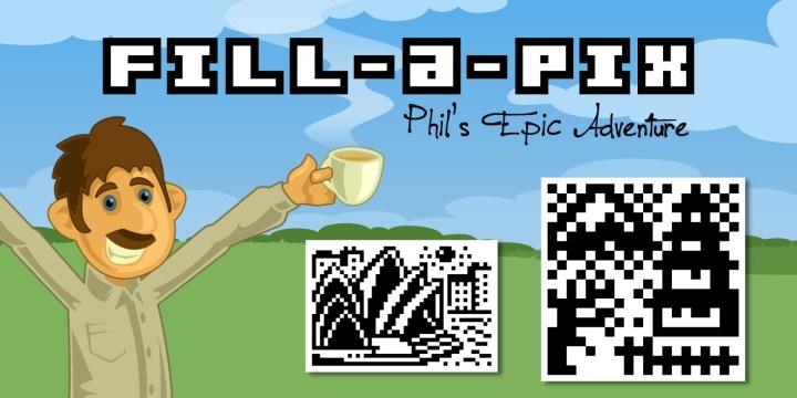 Fill-a-Pix: Phil's Epic Adventure