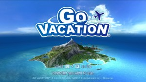 GO VACATION screenshot
