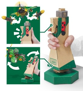 Nintendo Labo: Vehicle Kit Plane