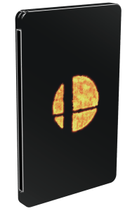 Super Smash Bros. Ultimate Steel Case