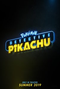 Detective Pikachu Movie hits theaters Summer 2019!