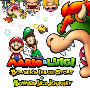 Mario and Luigi: Bowser's Inside Story + Bowser Jr.'s Journey