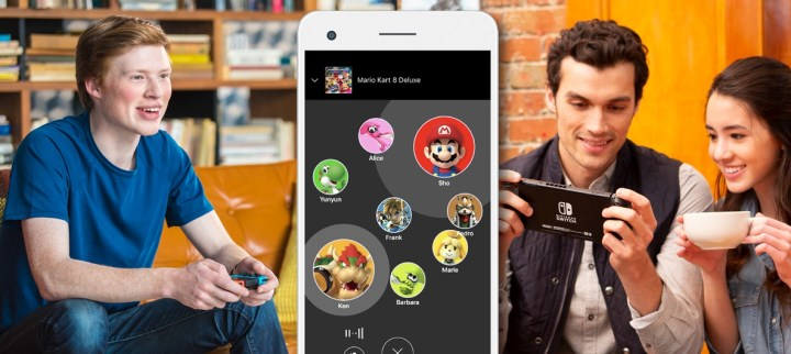 Nintendo Switch Online expands support for voice chat via the smartphone app