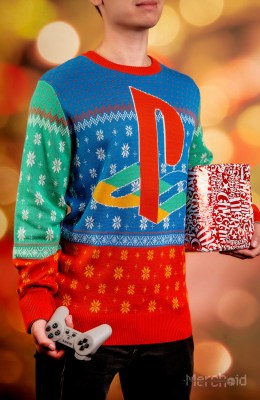 Playstation: 12 Days of Play Christmas Sweater