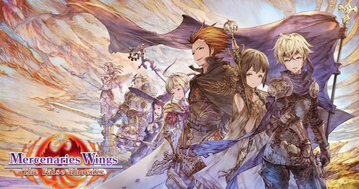 Mercenaries Wings: The False Phoenix
