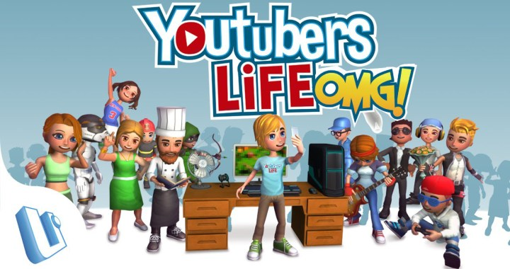 Youtubers Life OMG Version