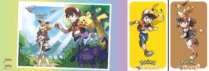 Pokémon: Let's Go, Wallpaper!