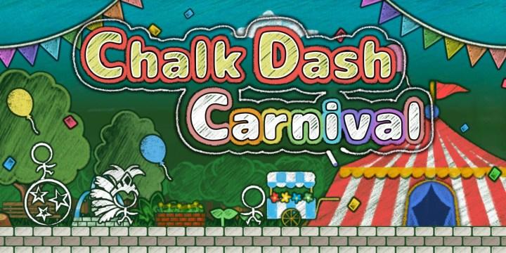 Chalk Dash Carnival