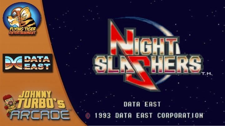 Johnny Turbo's Arcade: Night Slashers