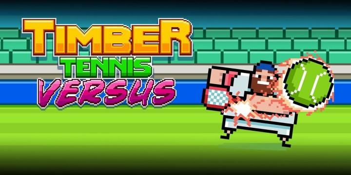 Timber Tennis: Versus