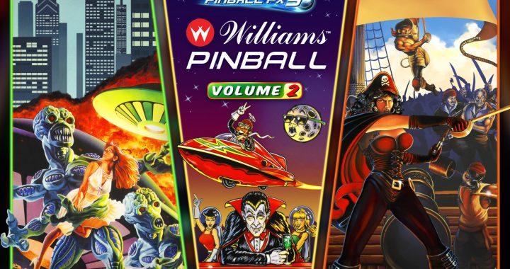 Williams Pinball: Volume 2